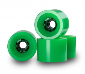 C.T.D. Wheels 74mm Green