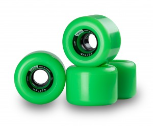 Insul Wheels 64mm 78a Green