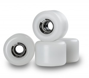 Insul Wheels 70mm 80a ClearWhite