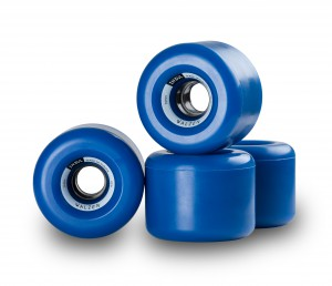 Insul Wheels 70mm 82a Blue