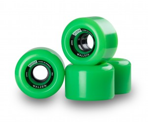 Kiosk Wheels 60mm 78a Green