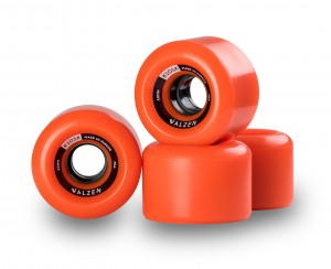 Kiosk Wheels 60mm 78a Orange