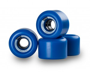 Kiosk Wheels 60mm 82a Blue