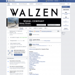 Walzen wheels X Facebook