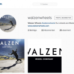 Walzen Wheels X Instagram