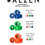 Walzen wheels are available now!