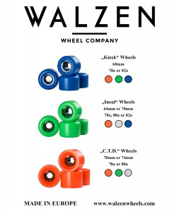 Walzen Concretewave Magazine