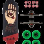 Quinboards X Walzen wheels